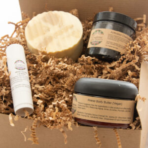Hemp Spa Gift Set