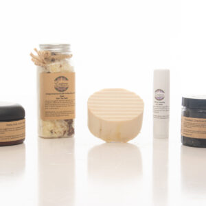 Hemp Therapeutic Gift Set