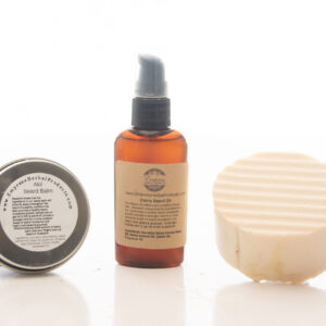 Hemp Beard Grooming Kit